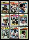 1977 TOPPS FOOTBALL COMPLETE SET NM *192604