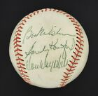 Don Drysdale Cards and Autographed Memorabilia Guide 38