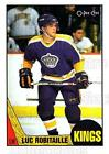 Luc Robitaille Cards, Rookie Cards and Autographed Memorabilia Guide 12