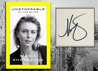 Maria Sharapova UNSTOPPABLE My Life So Far Signed Hardcover Book