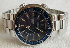 Oris Diver Small Second Date TOP Zustand