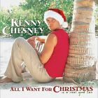 All I Want for Christmas Is a Real Good Tan by Kenny Chesney (CD) - **DISC ONLY*