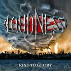 LOUDNESS RISE TO GLORY -8118- Limited Edition CD & DVD