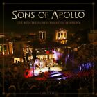 SONS OF APOLLO - LIVE WITH THE PLOVDIV PSYCHOTIC SYMPHONY  4 CD NEW+