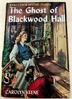 Nancy Drew FINE Blackwood Hall FIRST EDITION Yellow Spine YS PC