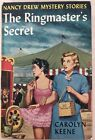 Nancy Drew Ringmasters Secret FIRST EDITION Yellow Spine YS PC