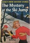 Nancy Drew Ski Jump FIRST EDITION Yellow Spine YS PC