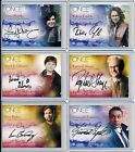 2014 Cryptozoic Once Upon a Time Season 1 Autographs Guide 21