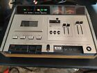 Vintage AKAI GXC-75D Cassette Deck in working conditions tested hard to find