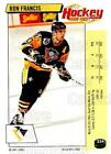 Ron Francis Cards, Rookie Card and Autographed Memorabilia Guide 11