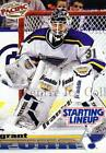 1998 Kenner Starting Lineup Cards Pacific Extended Series #3 Grant Fuhr