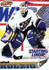 1998 Kenner Starting Lineup Cards Pacific Extended Series #7 Olaf Kolzig