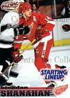 1998 Kenner Starting Lineup Cards Pacific Extended Series #9 Brendan Shanahan