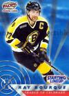 2000 Hasbro Starting Lineup Cards #4 Ray Bourque