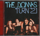 THE DONNAS - TURN 21 CD NO SCRATCHES