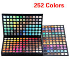Pro 252 Colors Eyeshadow Palette Matte Shimmer Eye Shadow Cosmetic Makeup Set