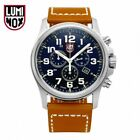 Luminox XL.1944 ATACAMA FIELD Chronograph 45mm Men's Leather Strap Watch