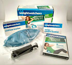 Weight Watchers Ultimate Belly Kit DVD Mini Stability Ball Pump Exercise Tracker