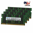 2GB 4GB 8GB For Samsung DDR2 PC2 5300S 667MHZ 200pin Laptop Memory So dimm Ram