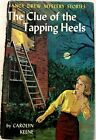 Nancy Drew Tapping Heels FIRST EDITION PC Intro Second Art Original Text