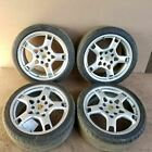 Porsche 911 Boxster Cayman Set of Wheels Rims Factory 19 19 Inch 99736215601