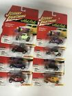 Johnny lightening hot rods Lot collection DieCast cars 1 64 scale new 8 Design