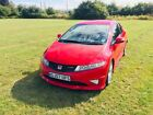 LARGER PHOTOS: Honda Civic Type R (FN2) GT. Milano Red 2007. REDUCED PRICE