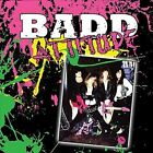 Badd Attitude (CD) Self Titled 2010 (12 Tracks + 2 Videos) NEW