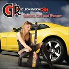 Guitars, Cars, and Women (CD) by the Greg Leon Invasion