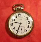 1912 16S 19 Jewel E Howard  No 5 Model 1907 Brg Pocket Watch