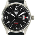 JUNKERS 6664-2- HUGO JUNKERS SPECIAL EDITION - STAHL AUTOMATIC TRIPLE DATE NEU