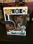 Funko Pop! MLB - Ken Griffey Jr #24 - Safeco Field Exclusive (w Soft Protector)