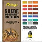Fiebings Suede and Roughout Leather Dye All Colors Great for Bags