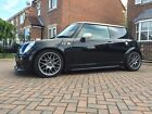 LARGER PHOTOS: BMW MINI COOPER S R53 1.6 SUPERCHARGED - VERY LOW MILEAGE WITH JCW KIT