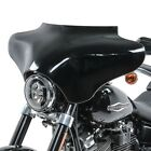 Batwing Fairing for Daelim VS/ VT 125 Evolution black