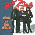 Enuff ZNuff - ANIMALS WITH HUMAN INTELLIGENCE (2008) - Reissue