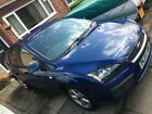 2007 57 Ford Focus Zetec 16 Auto Petrol ONLY 46560 miles from new
