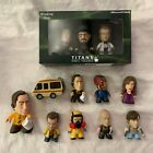 12x Breaking Bad Titans Lot Collection RV Mini Figures