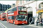35mm Slide Volvo Plaxton East Thames X165 FBB