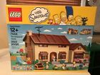 LEGO The Simpsons House (71006)(2523 Pcs) New Retired Set