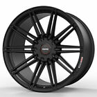 19 MOMO RF 10S Black 19x85 19x95 Wheels Rims Fits Benz S400 S550 S63 S65