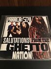 Warrior Soul, Salutations from the Ghetto Nation, Free Shipping, Rock