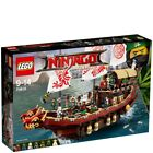 LEGO 70618 Ninjago Destiny's Bounty Pirate Ship NEW Sealed Box Fast Shipping