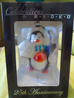 Christopher Radko Vintage Blown Glass Christmas Tree Ornament Penguin