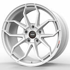 20 MOMO RF 5C White 20x9 Forged Concave Wheels Rims Fits Jeep Wrangler YJ