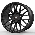 19 MOMO RF 20 Black 19x9 Concave Forged Wheels Rims Fits Volkswagen CC