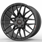 19 MOMO RF 20 Gray 19x85 19x11 Concave Forged Wheels Rims Fits Nissan 370Z