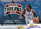 2012 13 Panini Threads Basketball HUGE Factory Sealed HOBBY Box-4 AUTOGRAPH MEM