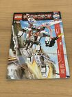 LEGO Exo Force Stealth Hunter 7700 with instructions manga Mech Robot