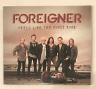 Feels Like The First Time by Foreigner 2CD+DVD Digipak ** Very Good **